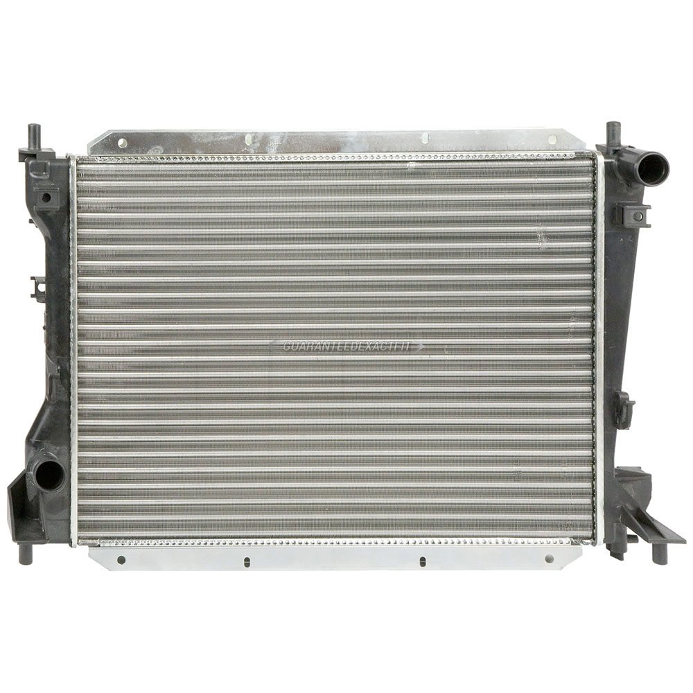 Radiator 19-00201 AN