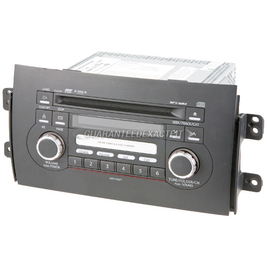 Radio or CD Player 18-40463 R