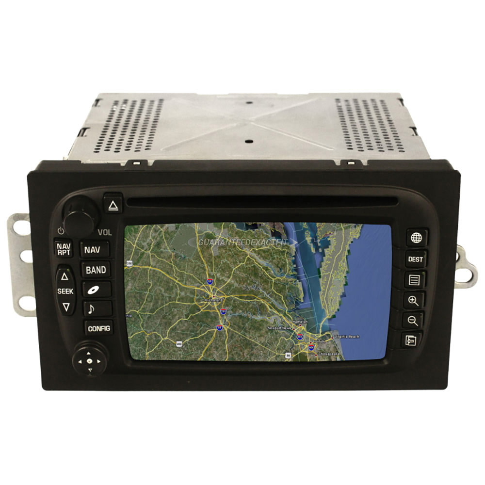 GMC Envoy Navigation Unit