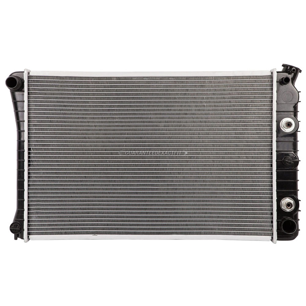 Oldsmobile Custom Cruiser Radiator