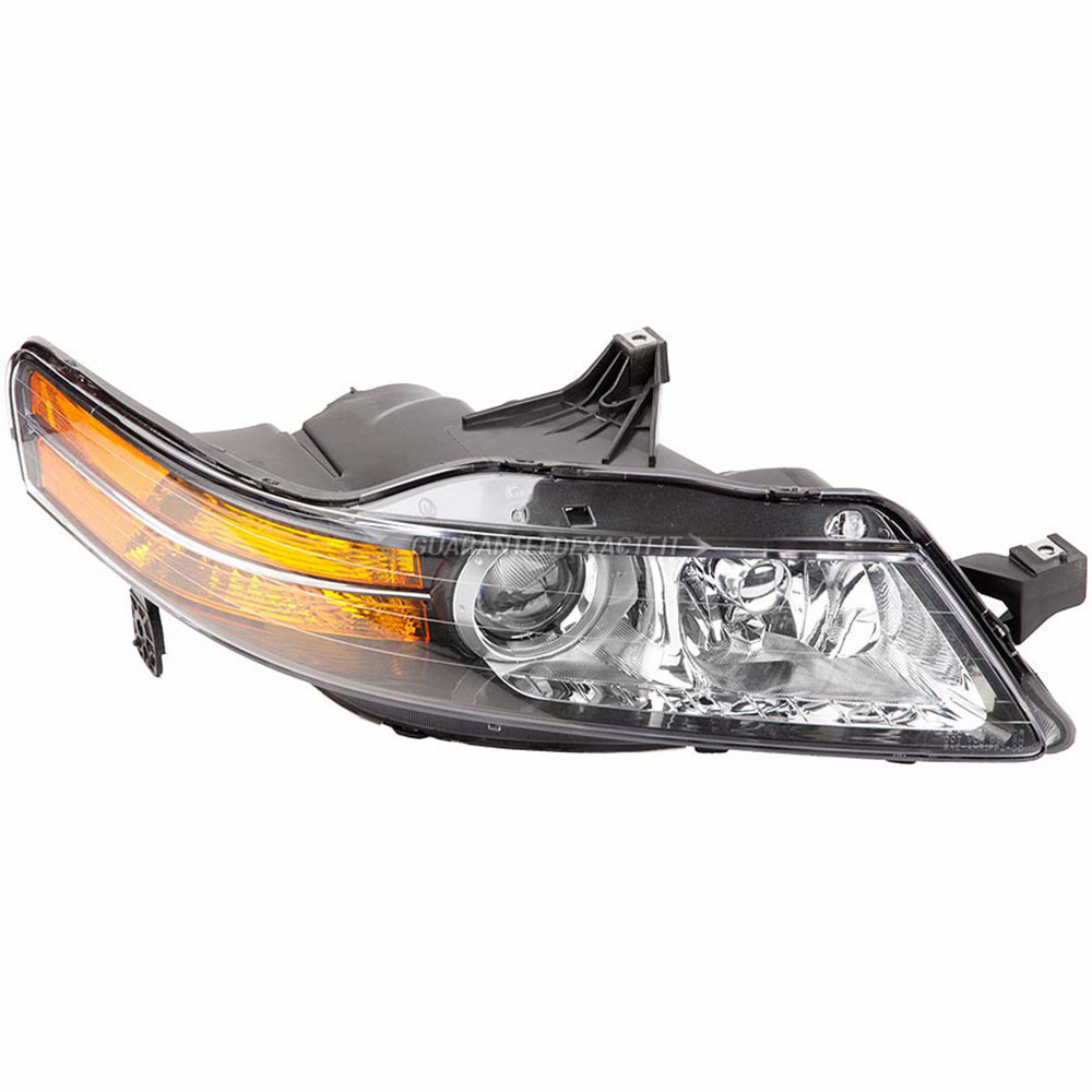 Right Side Headlight Assembly For Acura TL 2004 2005