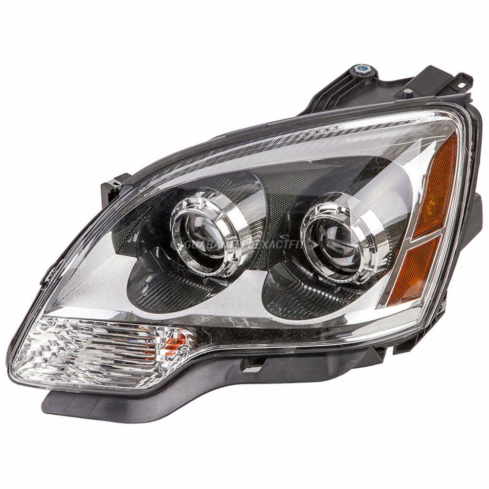 GMC Acadia Headlight Assembly