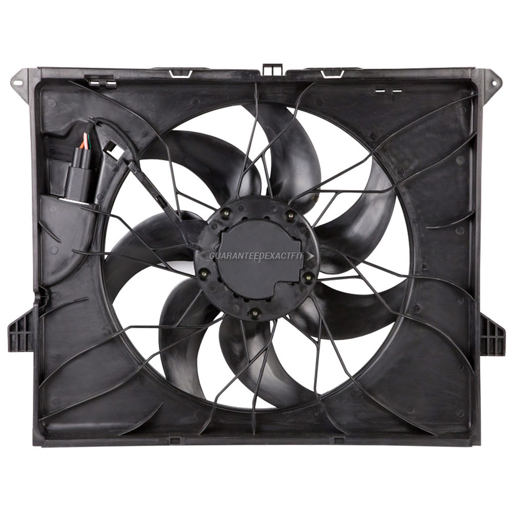 Mercedes_Benz R320 Cooling Fan Assembly