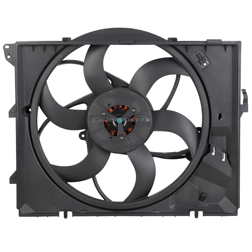 BMW 325 Cooling Fan Assembly