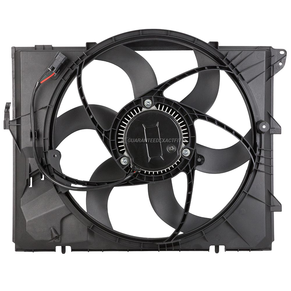 BuyAutoParts 19-23504AN Cooling Fan Assembly