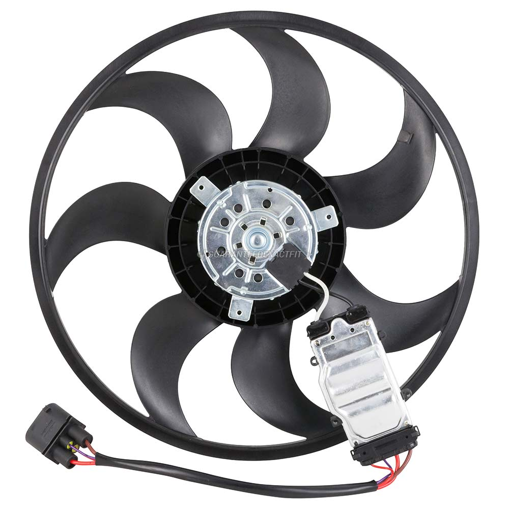 BuyAutoParts 19-20929AN Cooling Fan Assembly