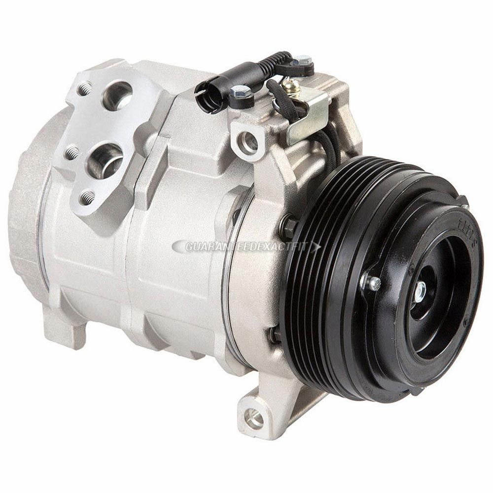 BMW X5 New xSTOREx Compressor w Clutch
