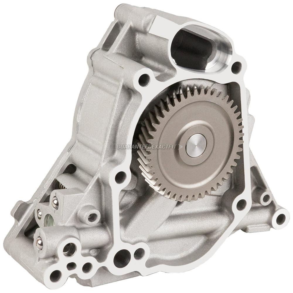 BMW 328 Oil Pump