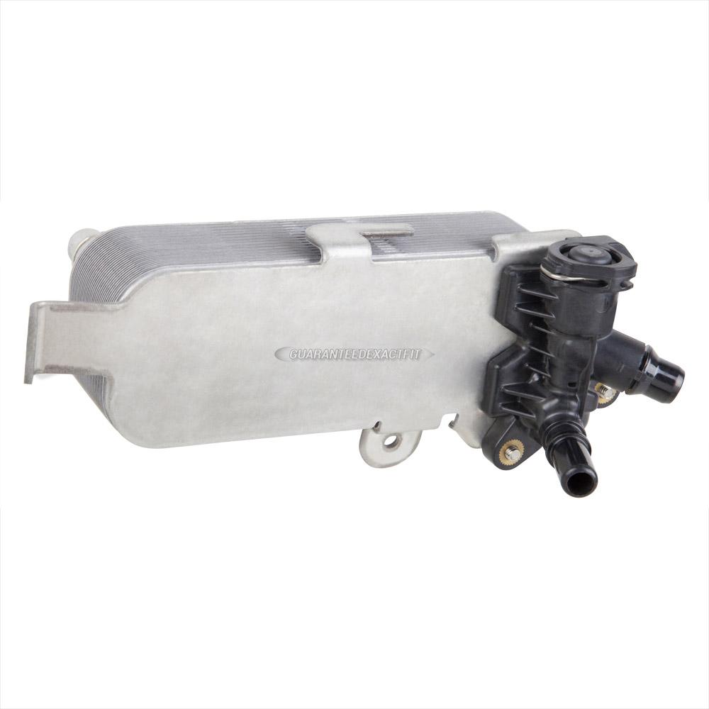 BMW 320i Transmission Oil Cooler