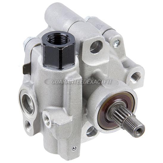 2002 Toyota Highlander For Sale: Toyota Highlander Power Steering Pump