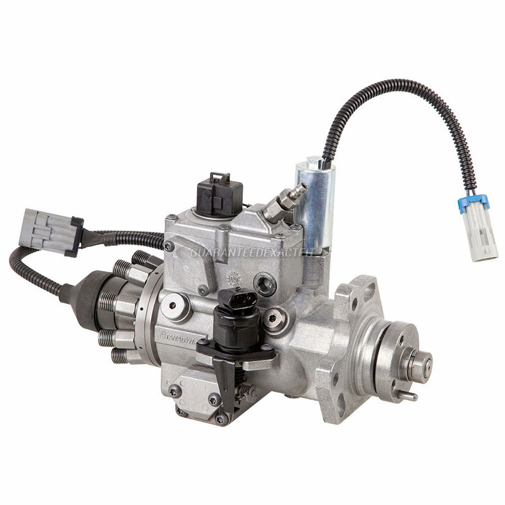 reman diesel fuel injection pump for chevy gmc pickup suburban van hummer 6 5 ebay. Black Bedroom Furniture Sets. Home Design Ideas