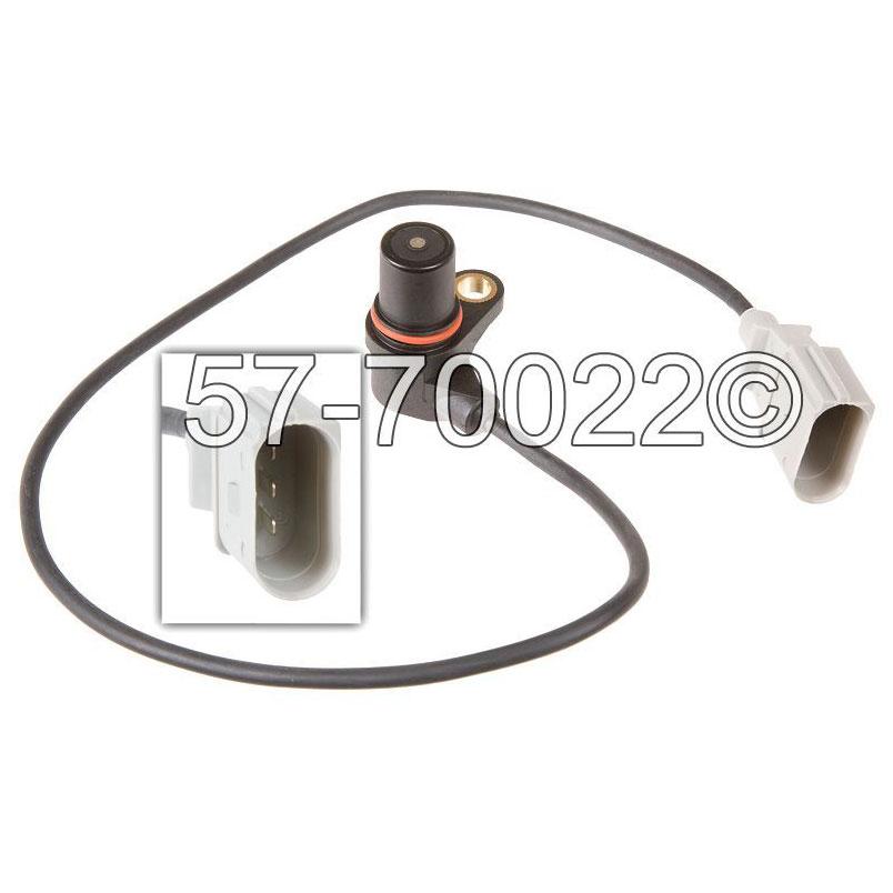 Audi  Crankshaft Sensor