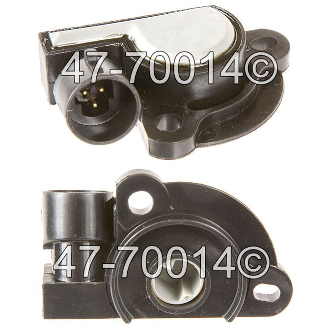 Oldsmobile Aurora Throttle Position Sensor