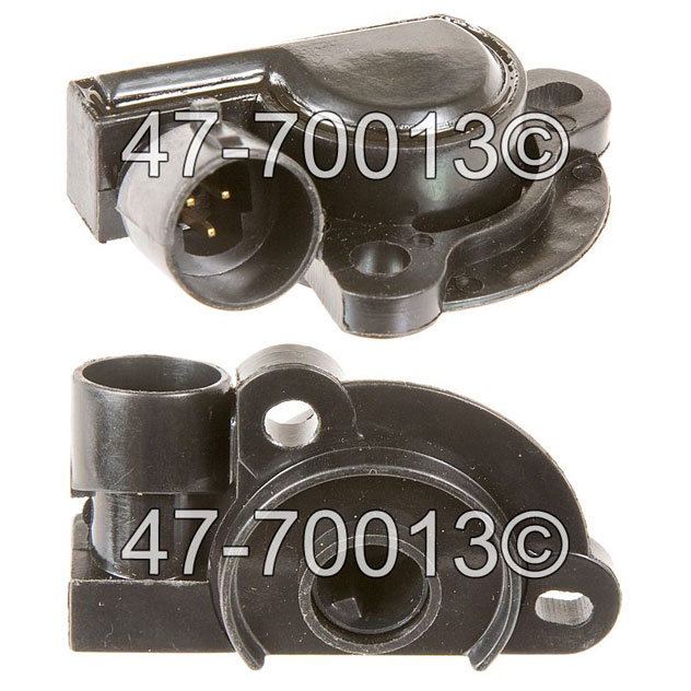 Pontiac  Throttle Position Sensor