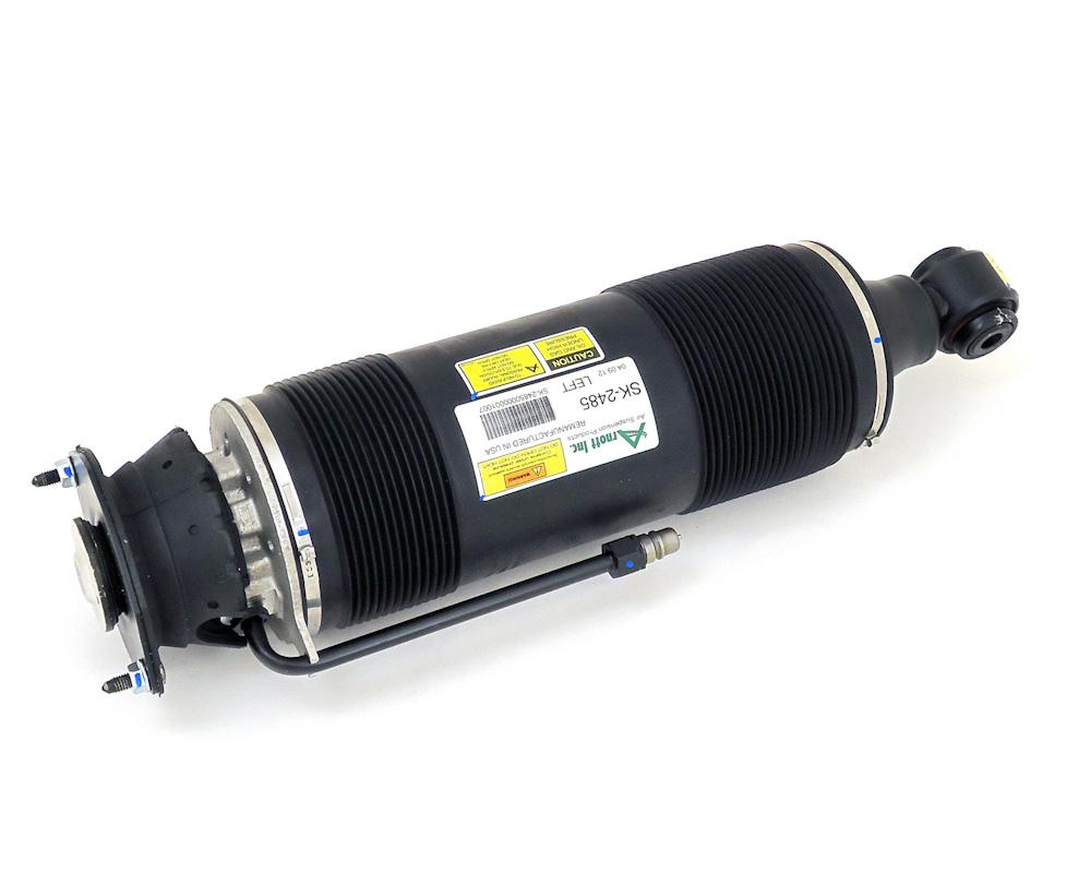 Mercedes benz sl55 amg shock absorber parts view online for Find mercedes benz parts