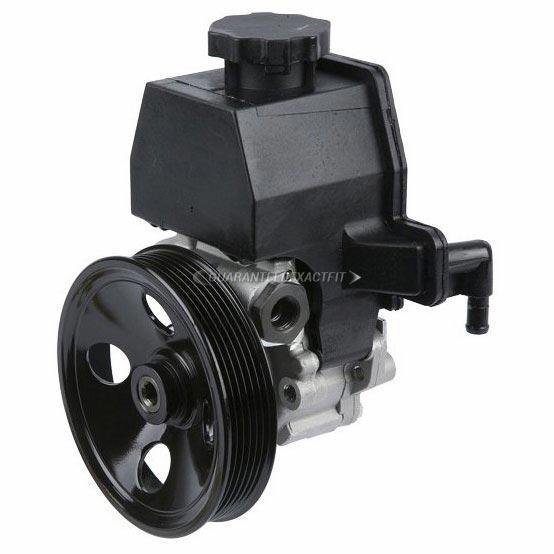 Mercedes_Benz C230 Power Steering Pump