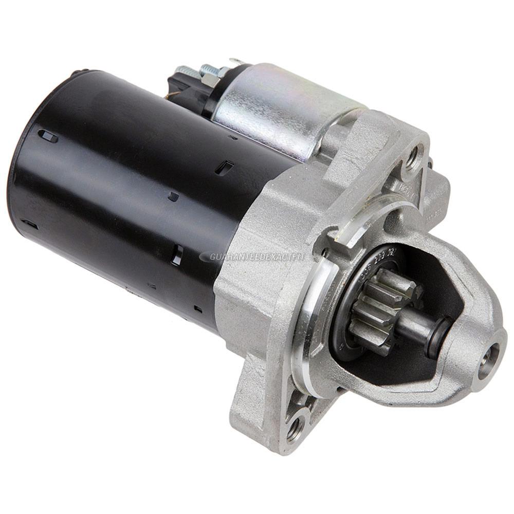 Bmw Z3 Engine: 1996 BMW Z3 Starter 1.9L Engine 30-00183 ON