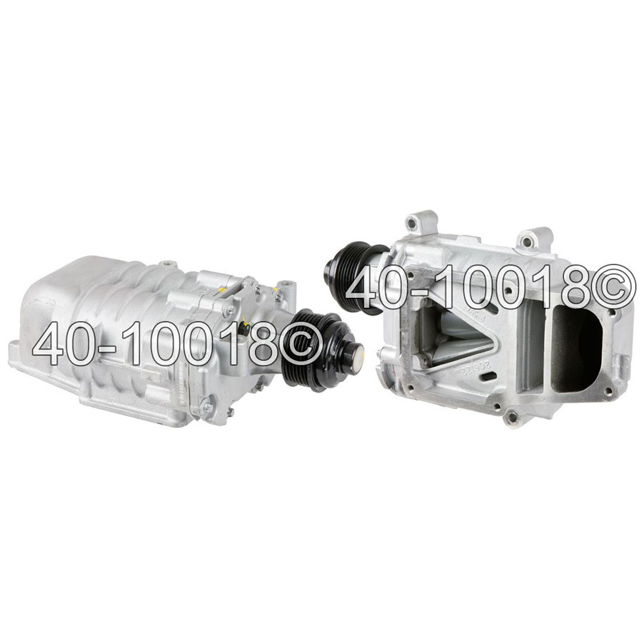 Mercedes Benz Slk230 Supercharger Parts View Online Part