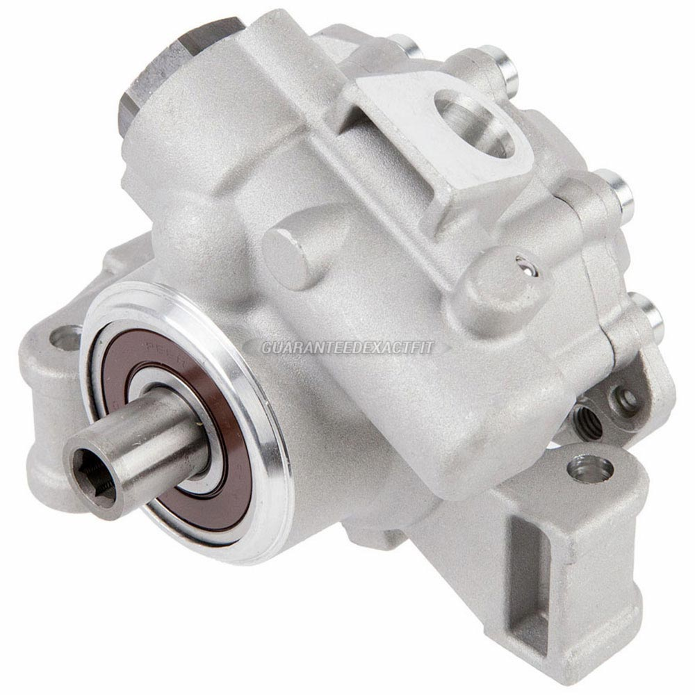 Mercedes_Benz C230 Power Steering Pump