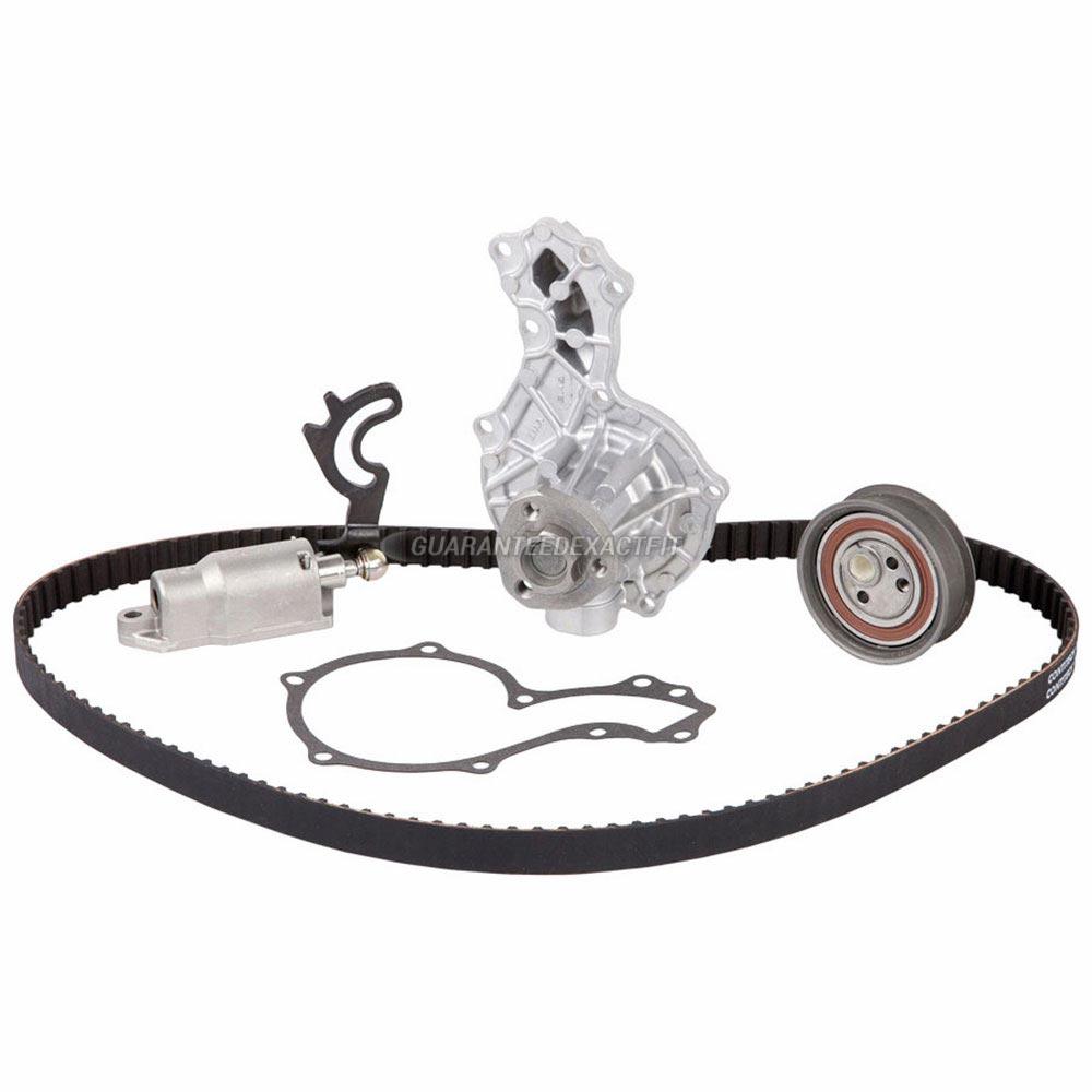 1999 volkswagen cabrio timing belt kit timing belt pulley and water pump kit 2 0l engine 58. Black Bedroom Furniture Sets. Home Design Ideas
