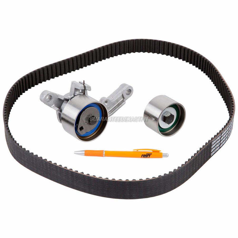 Jeep Wrangler Timing Belt Kit