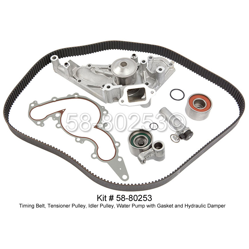 Toyota Tundra Timing Belt Kit