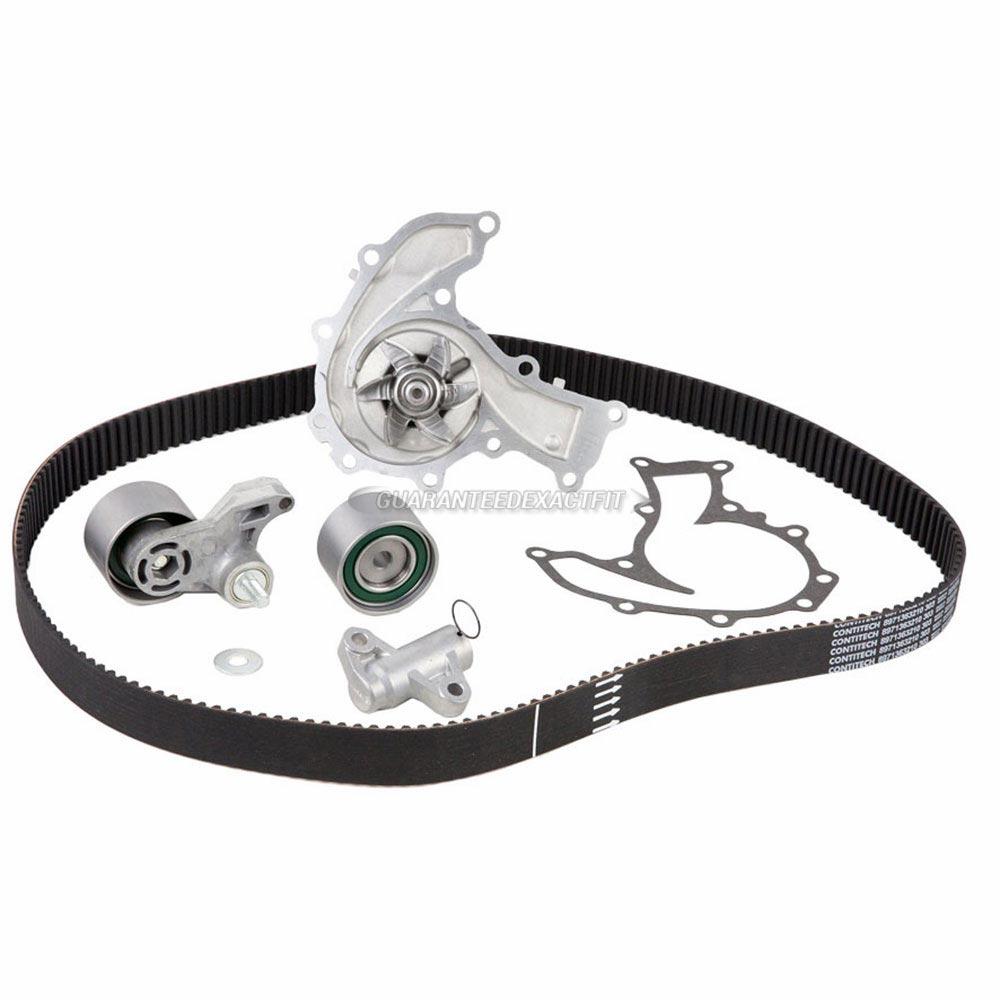 Isuzu trooper timing belt kit pulley