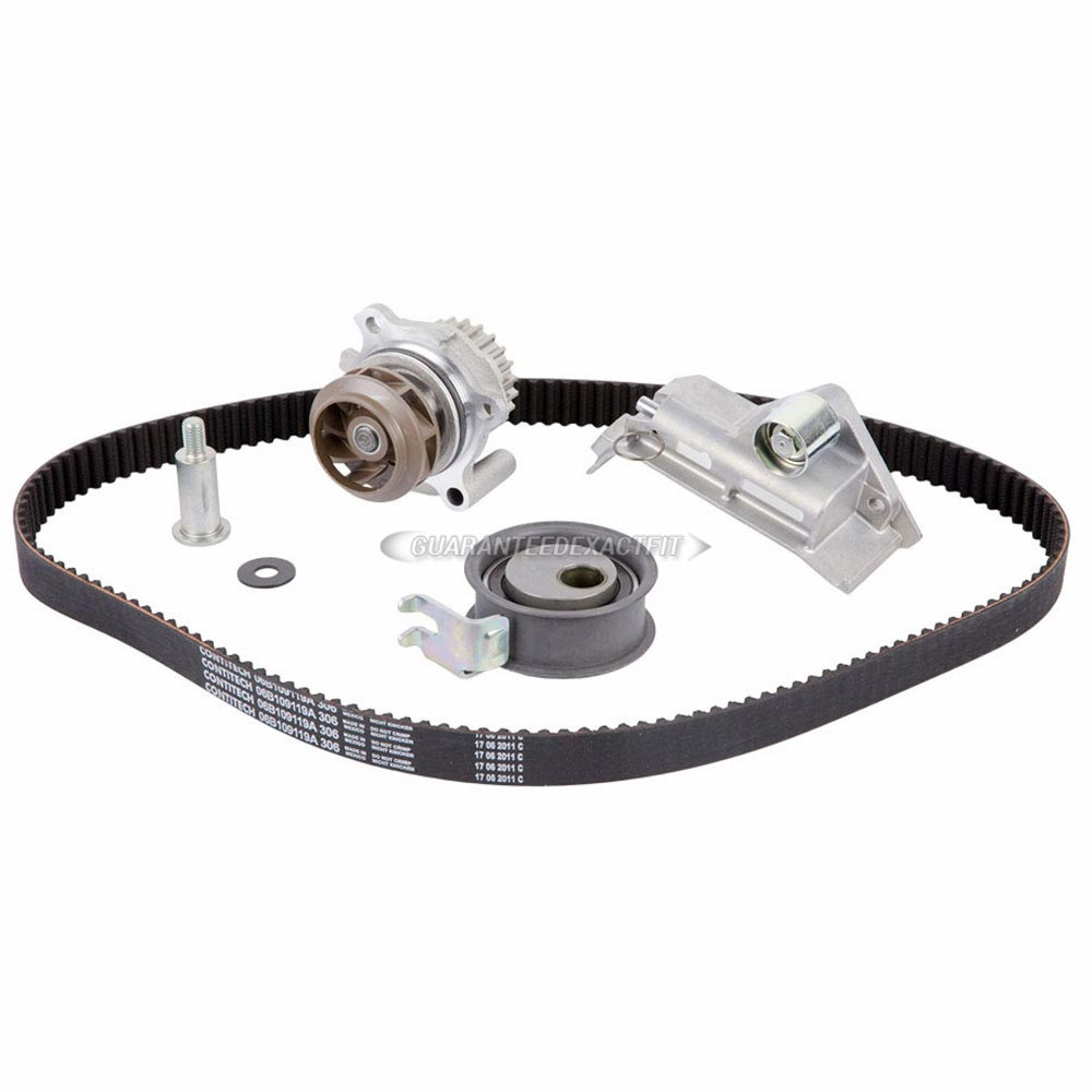 Audi Timing Belt : Audi tt timing belt kit pulley and