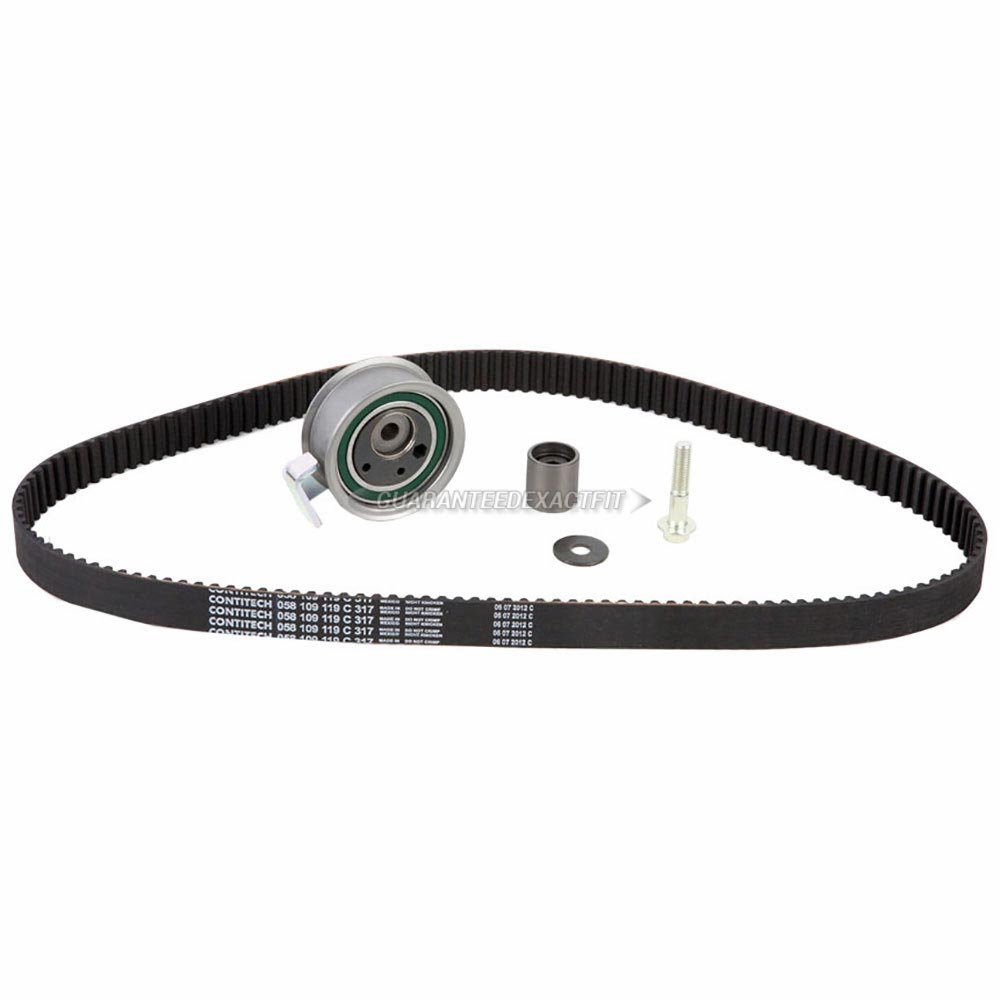 Audi Timing Belt : Audi a timing belt kit and pulley