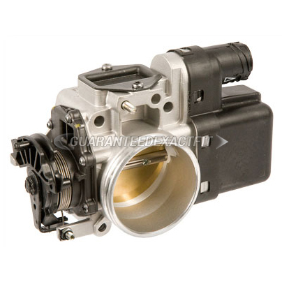 BMW 328Ci Throttle Body