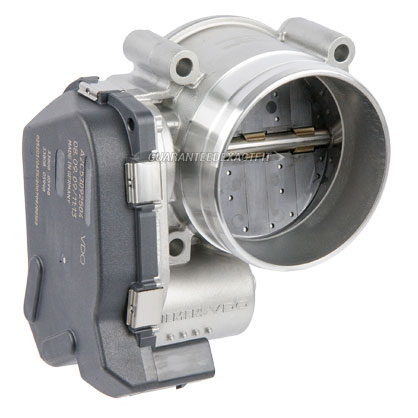 Audi Q7 Throttle Body