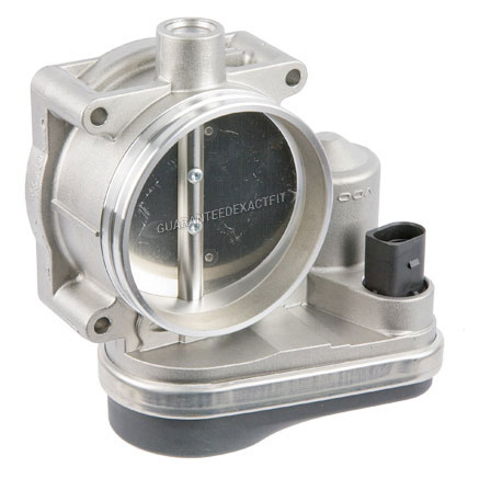 BMW 545 Throttle Body