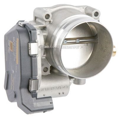 2011 BMW 740 Throttle Body