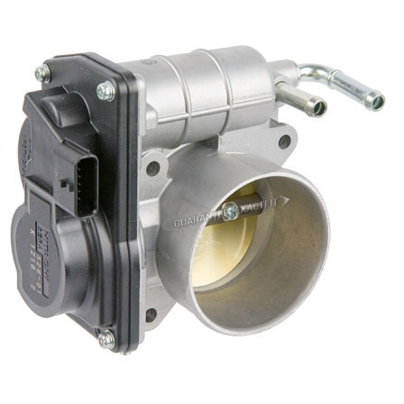 2007 Nissan Sentra Throttle Body