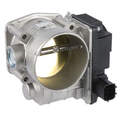 Nissan Pathfinder Throttle Body