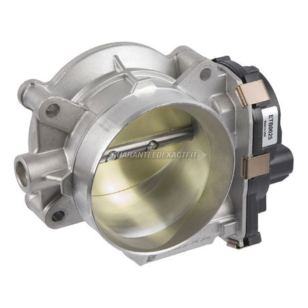 Chevrolet Corvette Throttle Body