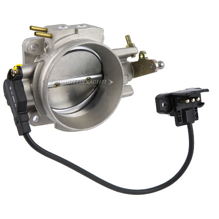 Mercedes Benz 190E Throttle Body