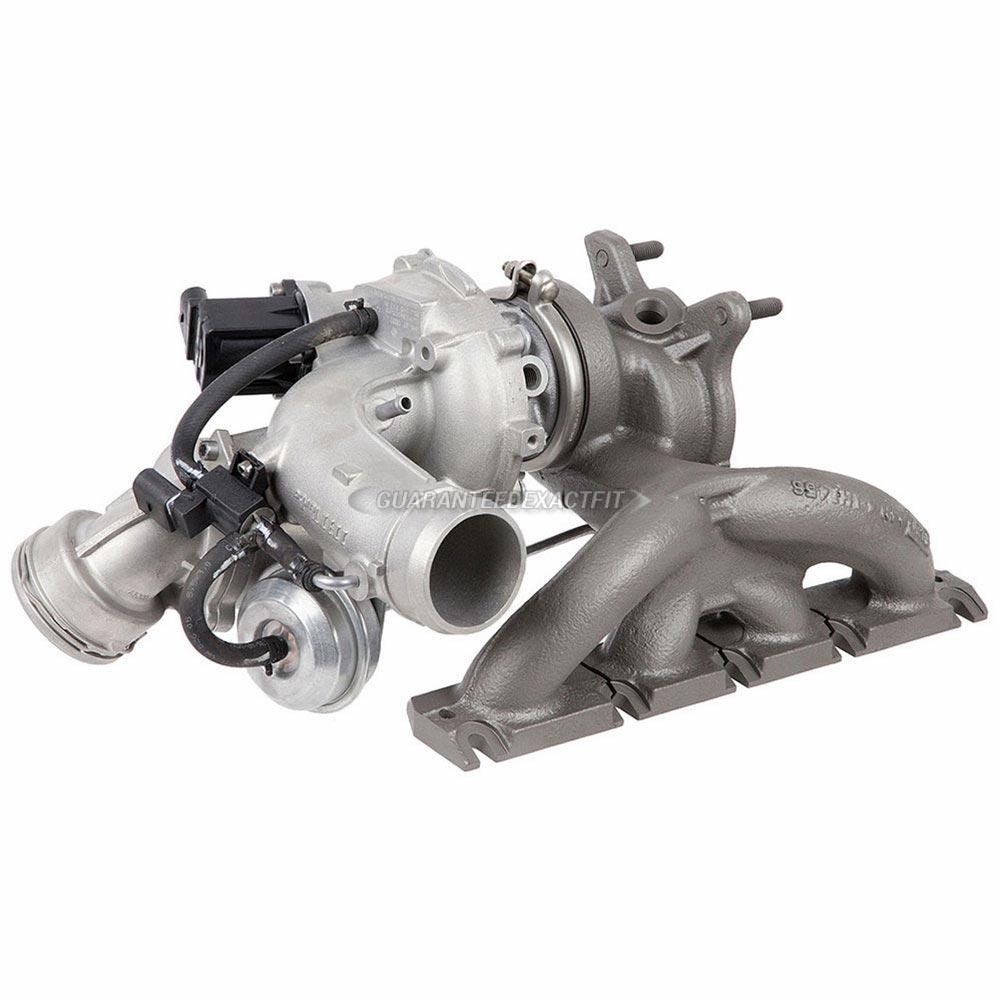 Volkswagen Eos Turbocharger