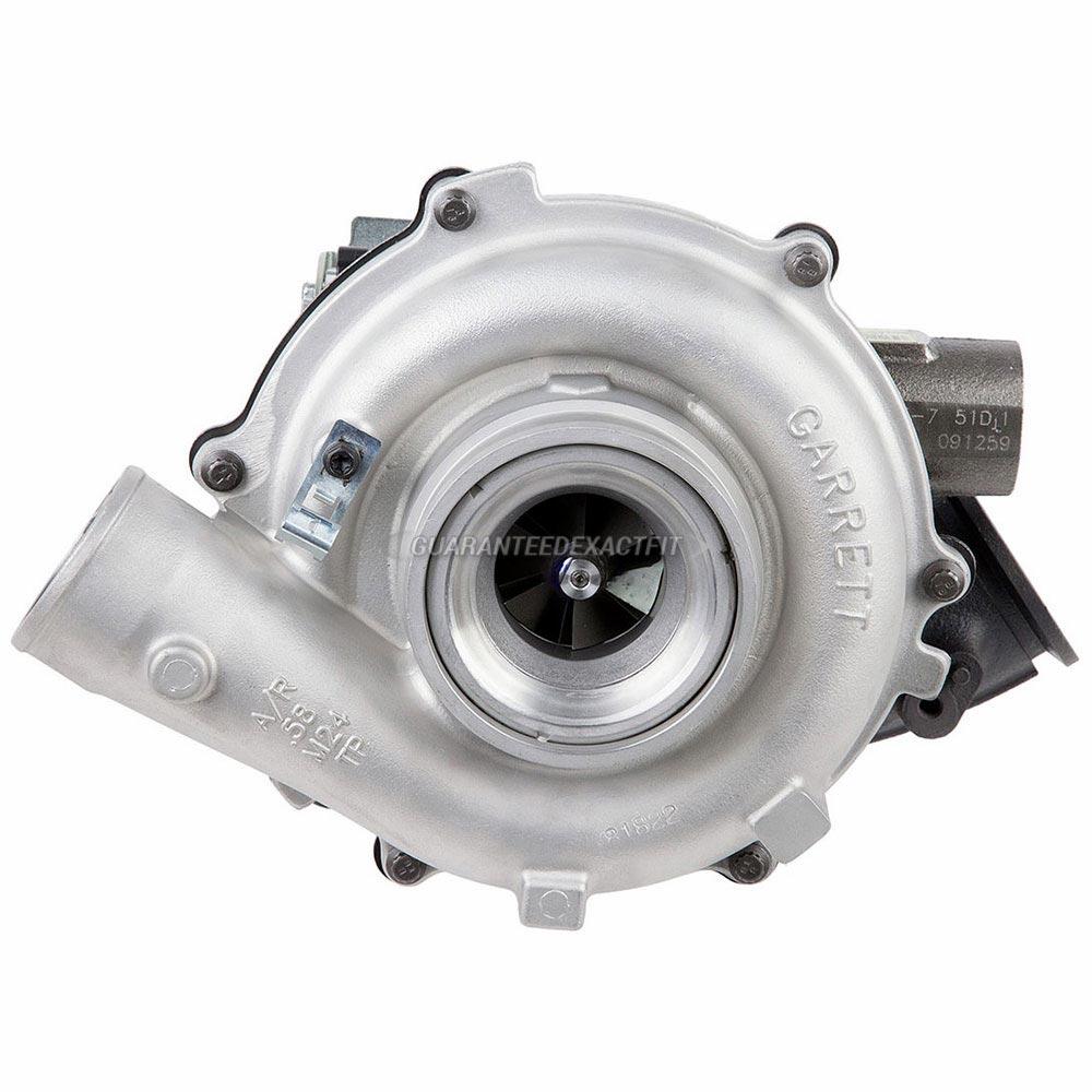 2004 Ford F Series Trucks Turbocharger 6 0l Diesel Engine