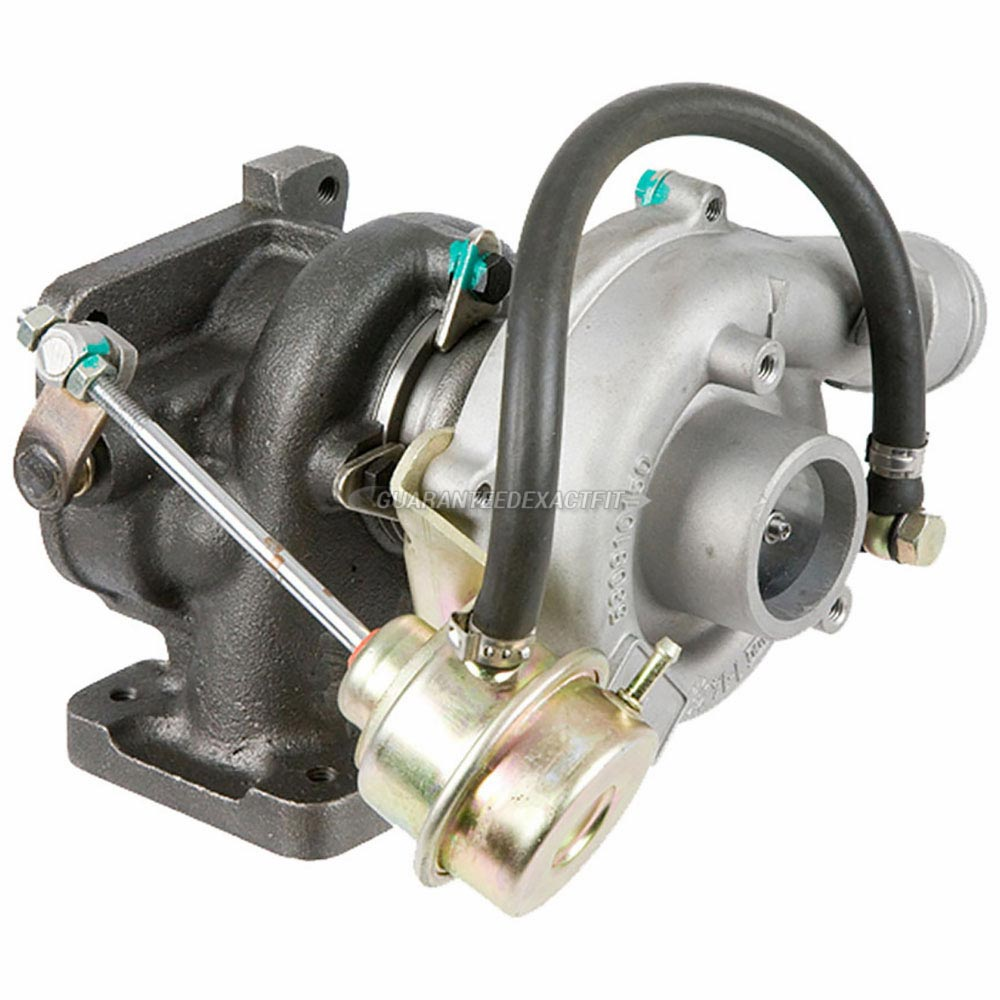 Volkswagen Jetta Turbocharger - OEM & Aftermarket Replacement Parts
