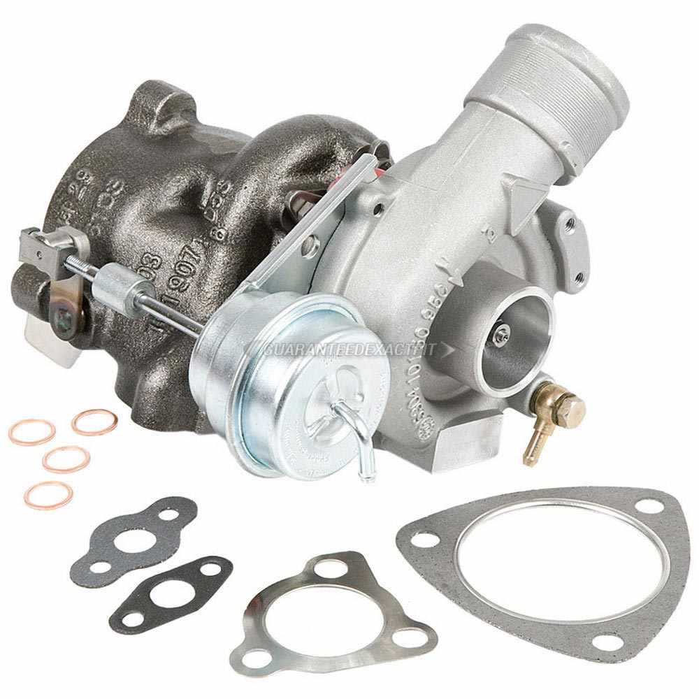2005 Audi A4 Turbocharger and Installation Accessory Kit