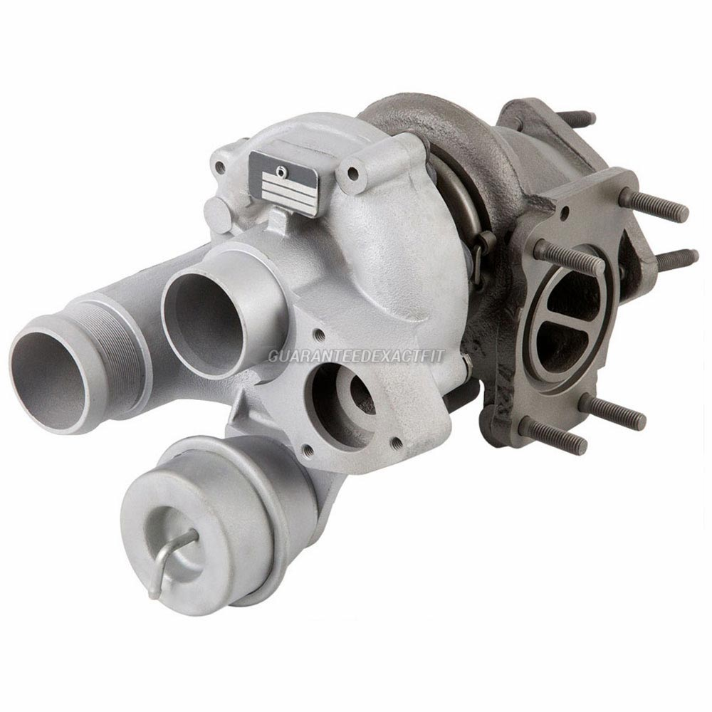 Mini Cooper Turbocharger