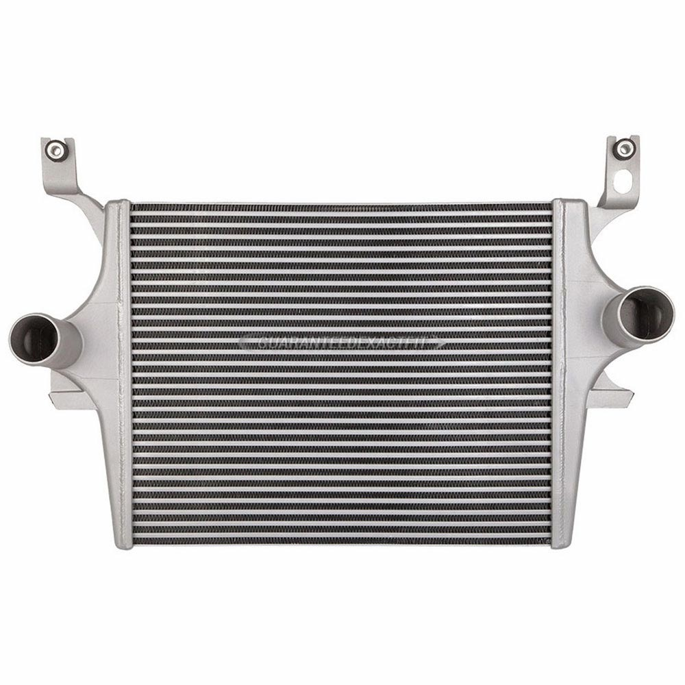 2005 Ford F Series Trucks Intercooler