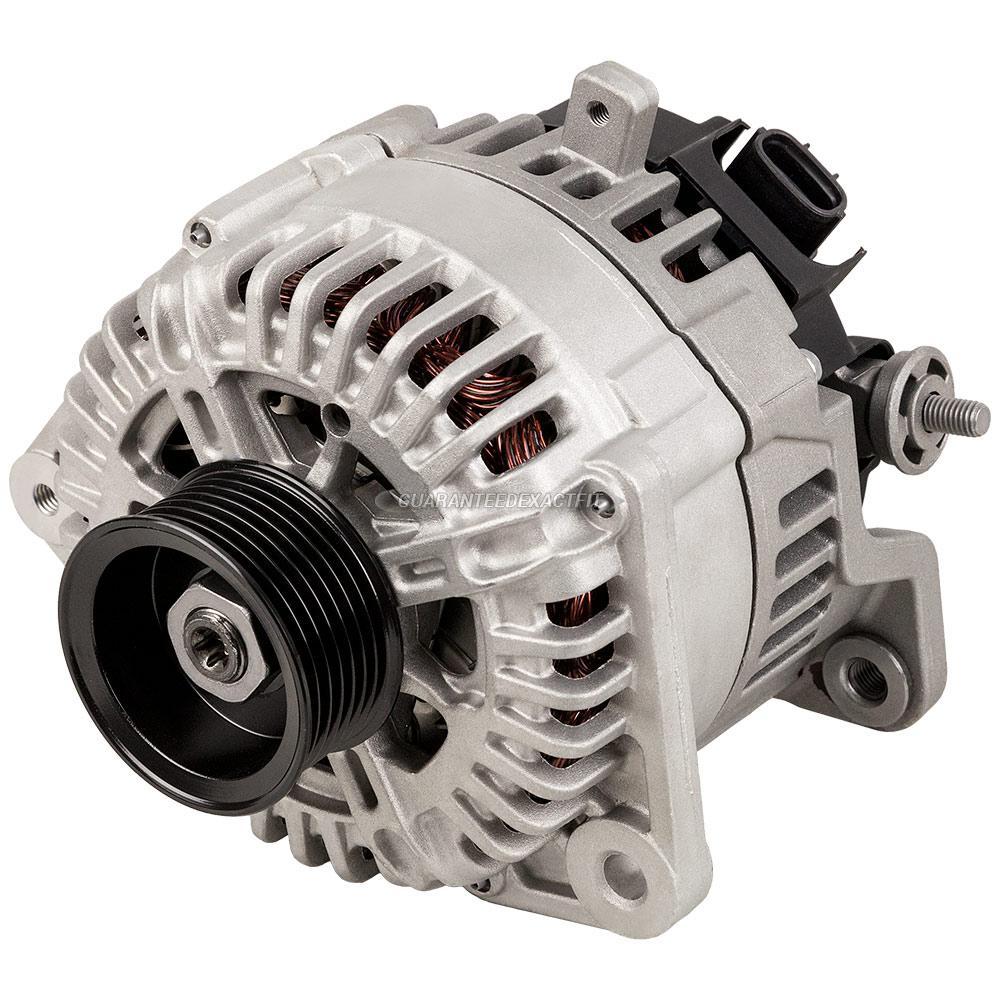 2008 Nissan Titan Alternator 5.6L Engine - 130 Amp - With ...