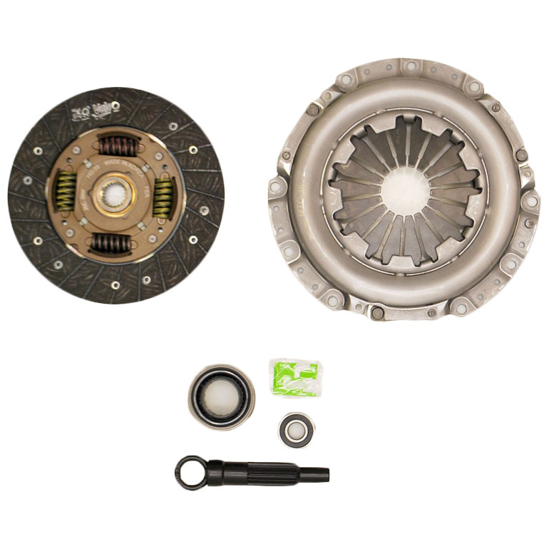 Valeo 52002601 Clutch Kit
