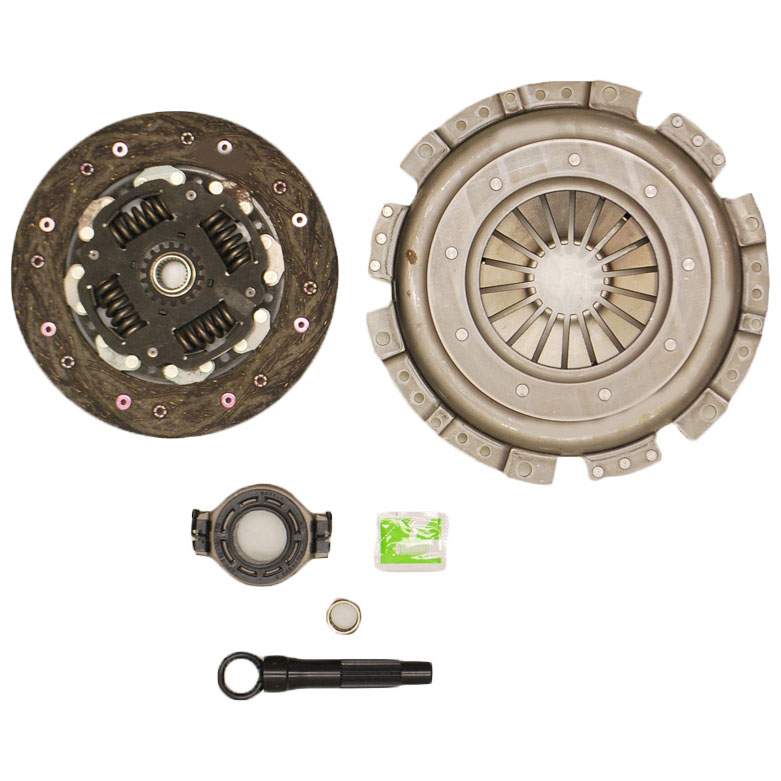 Audi Coupe Clutch Kit