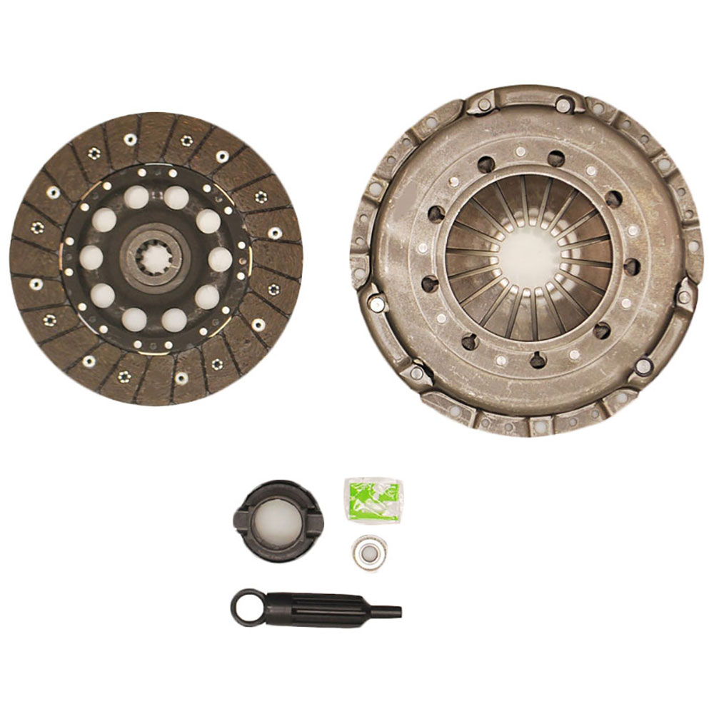 Valeo 52401205 Clutch Kit