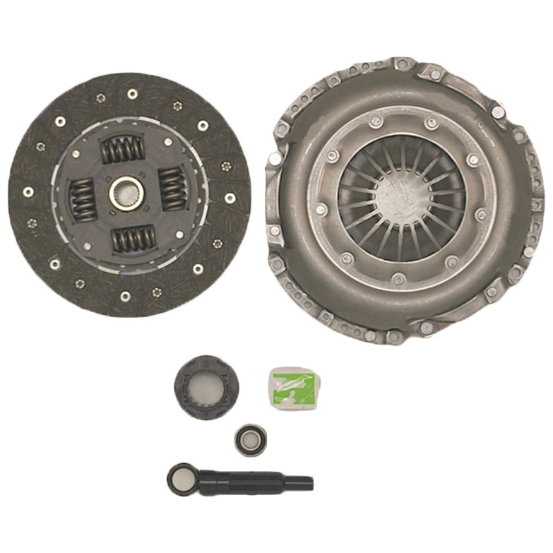 Valeo 52405606 Clutch Kit