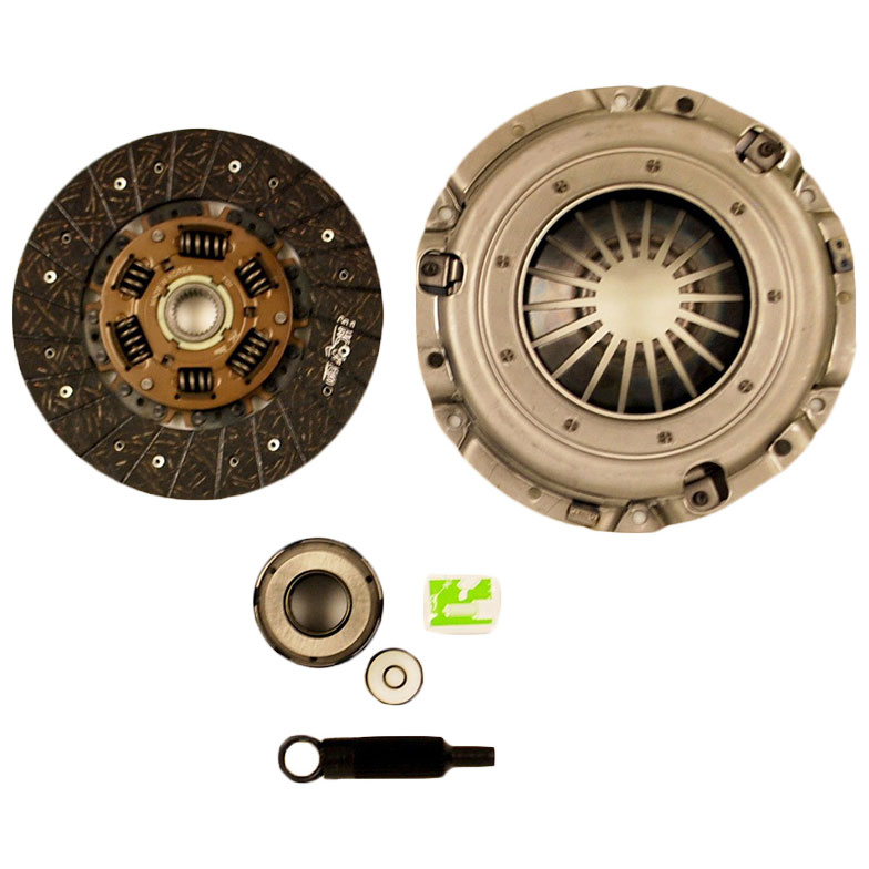 Valeo 52462203 Clutch Kit