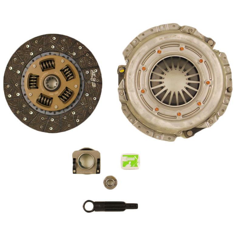 Ford Maverick Clutch Kit